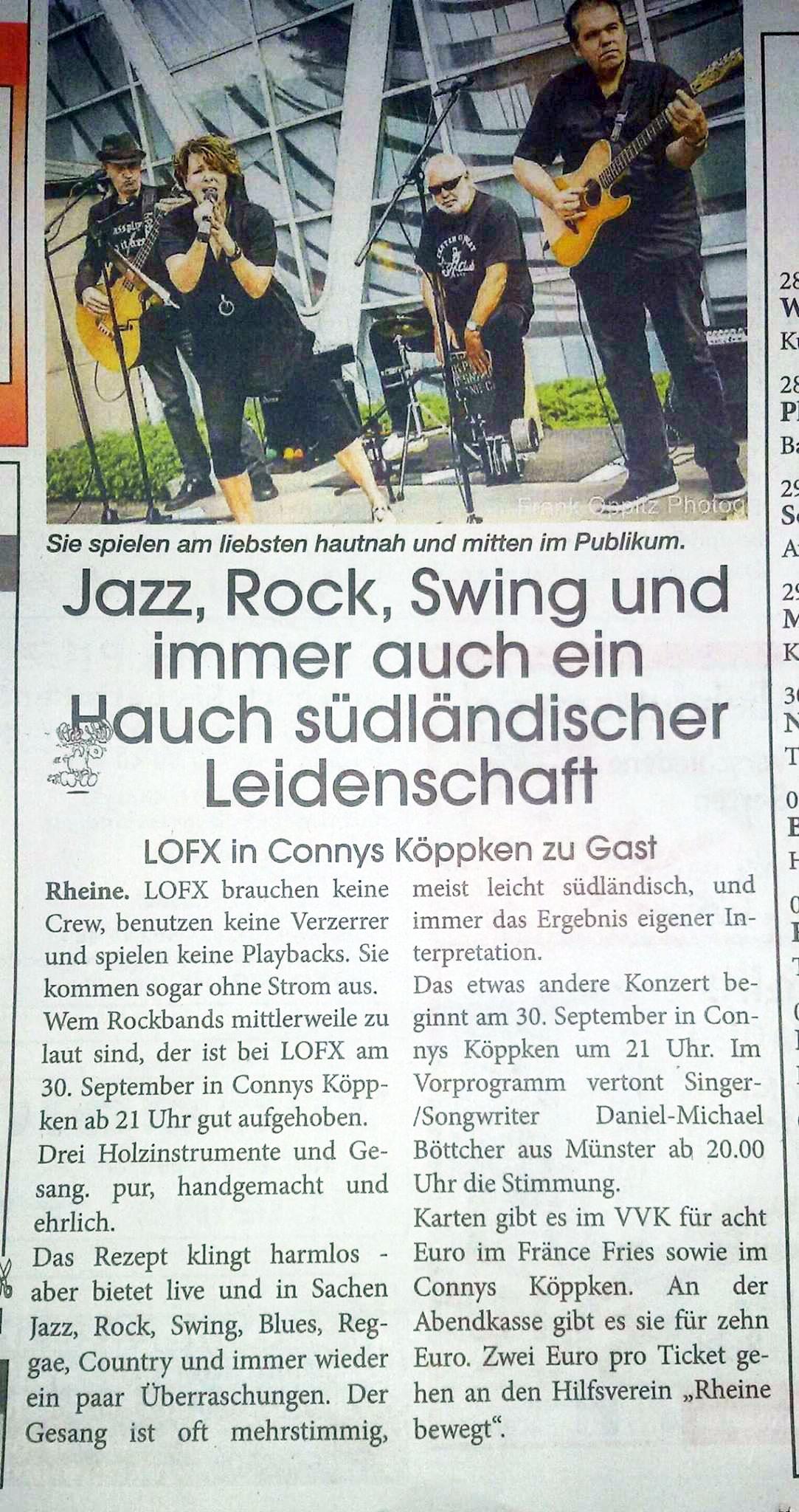 Rheiner Anzeiger, 27.09.2017